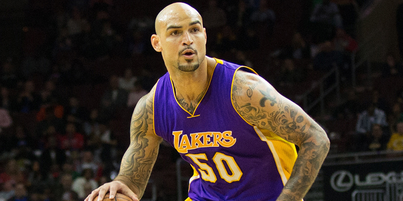 2be3fecf2 PlanNet and Los Angeles Laker Robert Sacre Support the Los Angeles ...