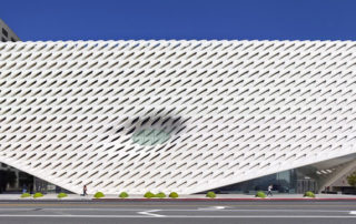 Broad Museum Los Angeles