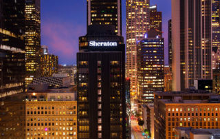 Sheraton Grand Hotel at the Bloc Los Angeles