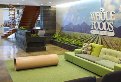 Whole Foods Market Lobby