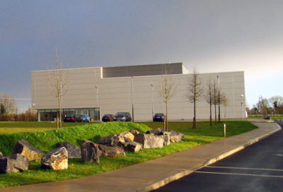 MENTOR GRAPHICS Data center Campus