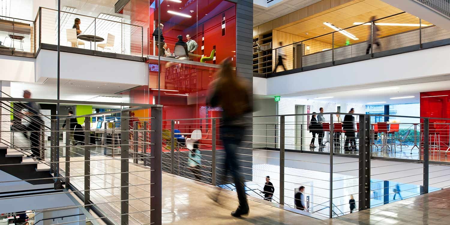 PLANNET Guides Tech Infrastructure Development for Gensler's LA Headquarters