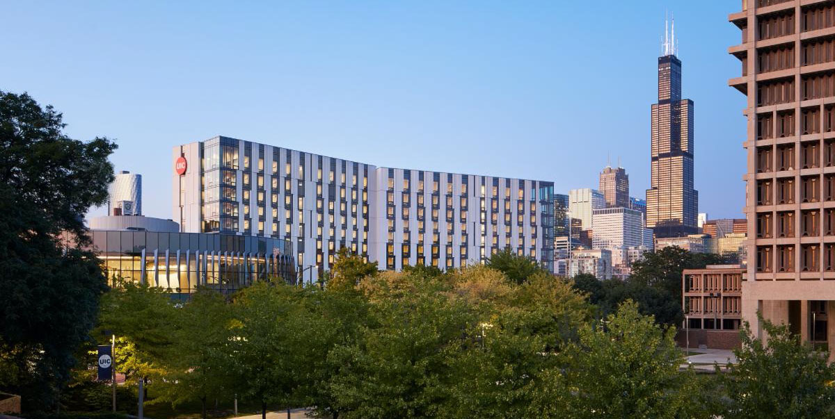 Recently Completed: UIC Academic and Residential Complex